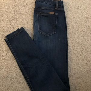 Joe's Jeans high rise skinny size 28